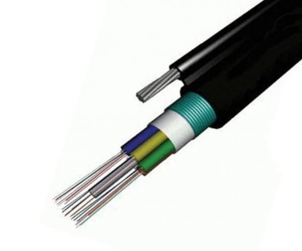 12 core fiber optic cable GYTA GYTS