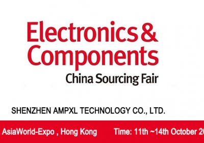 AMPXL cable factory attend Global Sources Exhibition